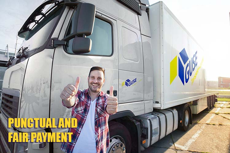 PUNCTUAL AND FAIR PAYMENT