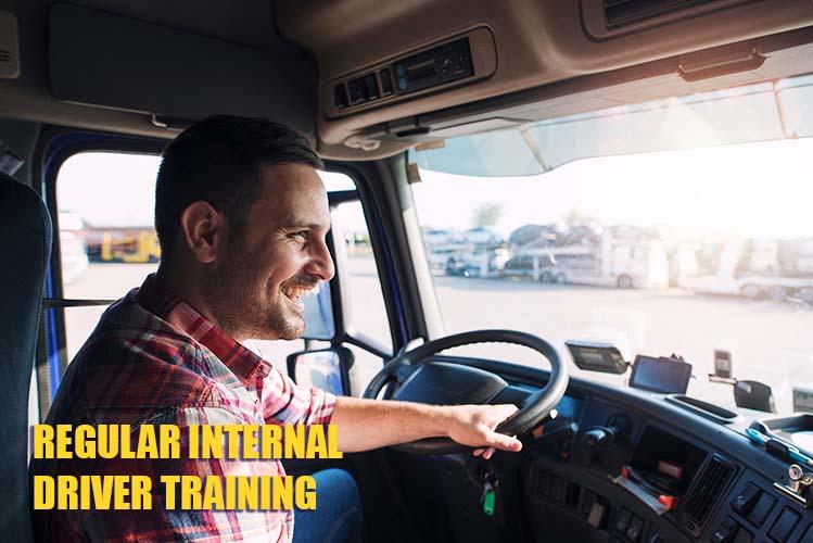 REGULAR INTERNAL DRIVER TRAINING